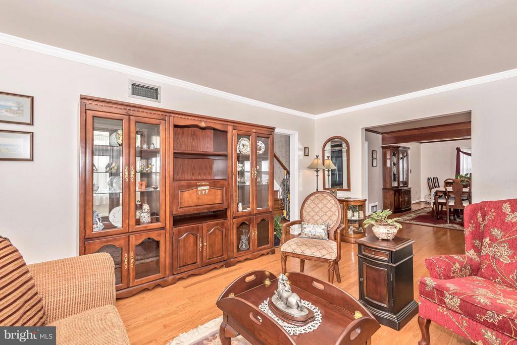 Living Room - 23724 PLEASANT VIEW LN, GAITHERSBURG