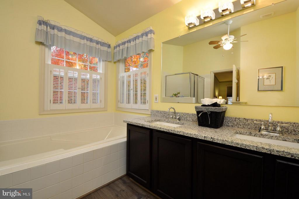 Dual Sinks, Separate Soaking Tub & Shower - 3 JUSTIN CT, STAFFORD