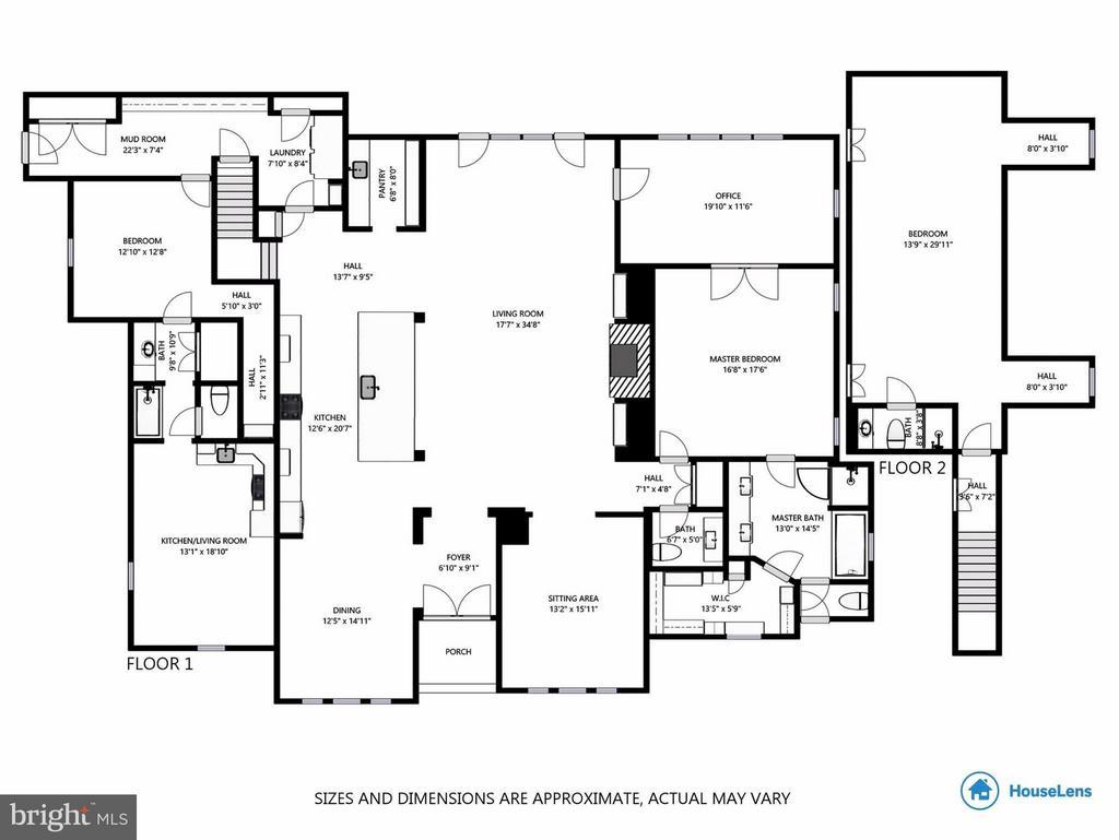 Floor Plan - 38242 MILLSTONE DR, PURCELLVILLE