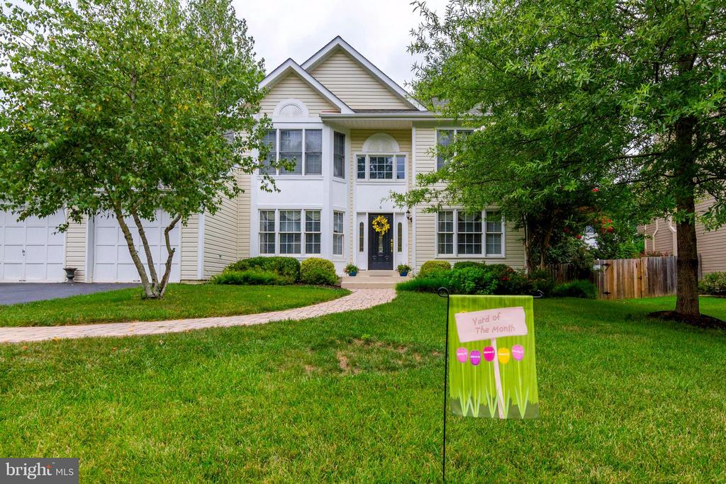 Front of home - 6 APPLING RD, STAFFORD