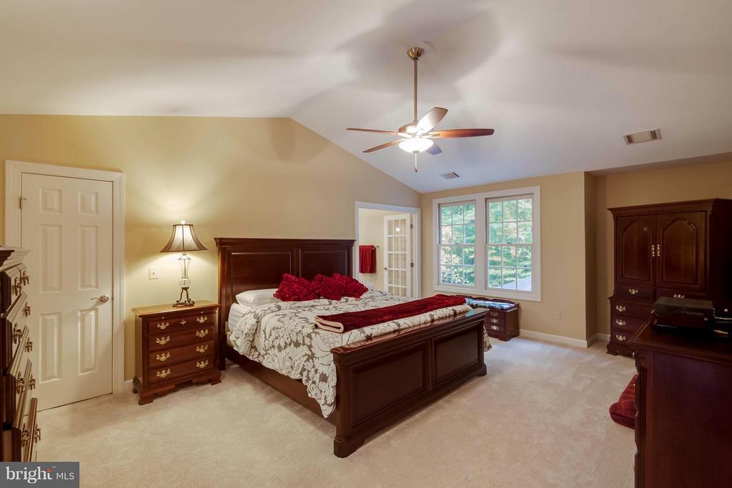 Bedroom (Master) - 9702 BRAIDED MANE CT, FAIRFAX STATION