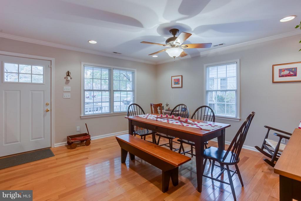 Dining Room or Formal Living - 107 PINE CT, GORDONSVILLE