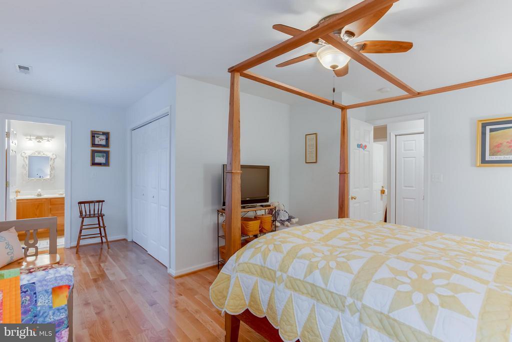 Wow Master Bedroom - 107 PINE CT, GORDONSVILLE