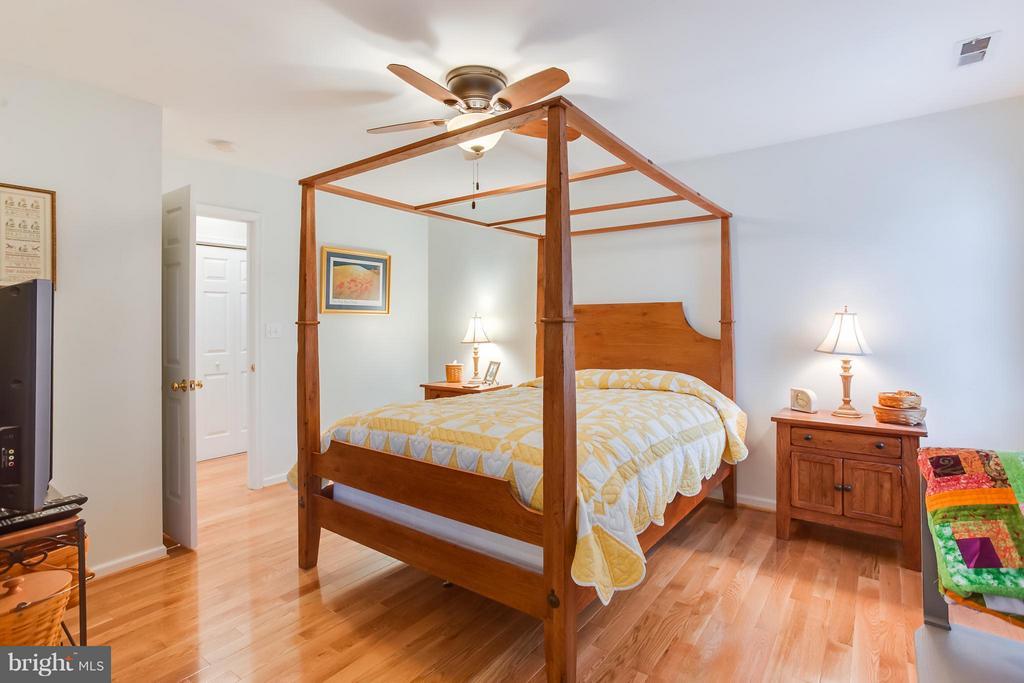 Bedroom (Master) - 107 PINE CT, GORDONSVILLE