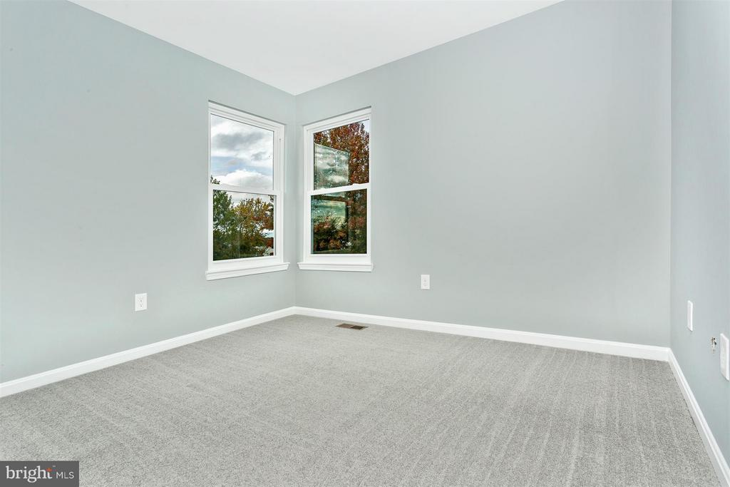 Bedroom 3. New paint, carpet & pad. - 8 TANEY CT, TANEYTOWN