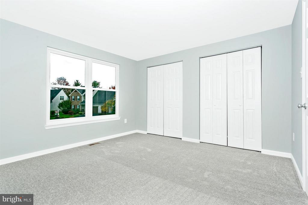 Bedroom 2. New paint, carpet & pad. - 8 TANEY CT, TANEYTOWN