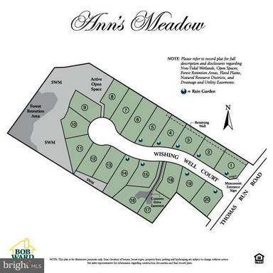 Property for sale at Tbd Peverly Run Rd, Abingdon,  MD 21009
