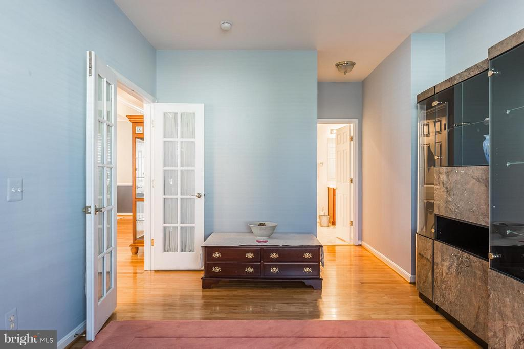 Third Bedroom Used as Office - 17257 FOUR SEASONS DR, DUMFRIES