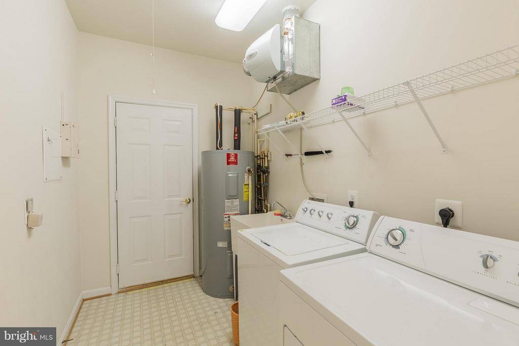 Laundry Room - 17257 FOUR SEASONS DR, DUMFRIES