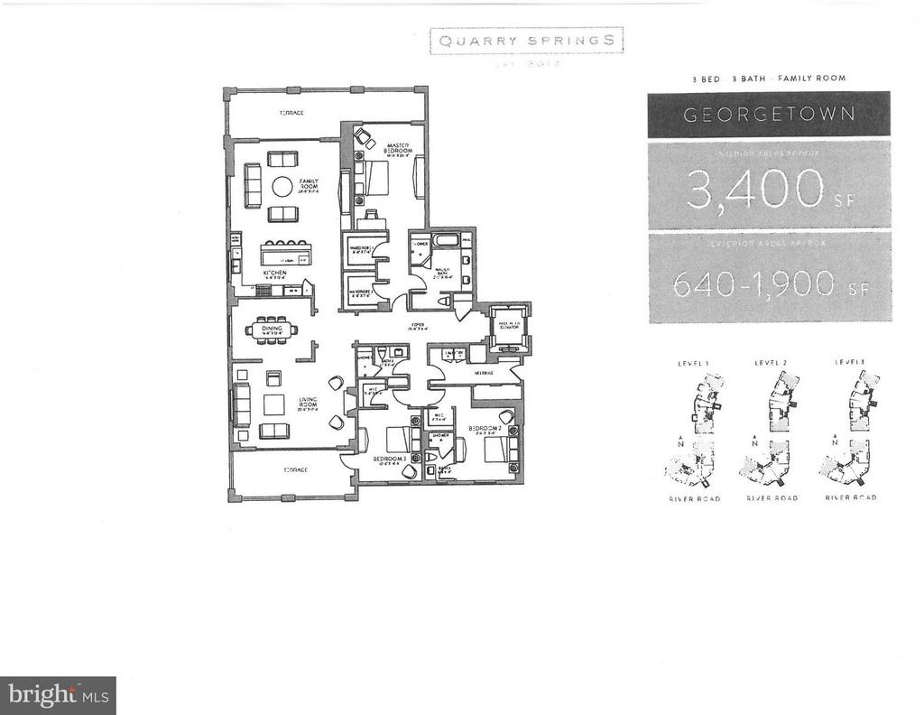 Interior (General) - 8111 RIVER #136 3RD FLOOR, BETHESDA