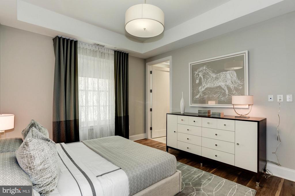 Bedroom - 8111 RIVER #136 3RD FLOOR, BETHESDA