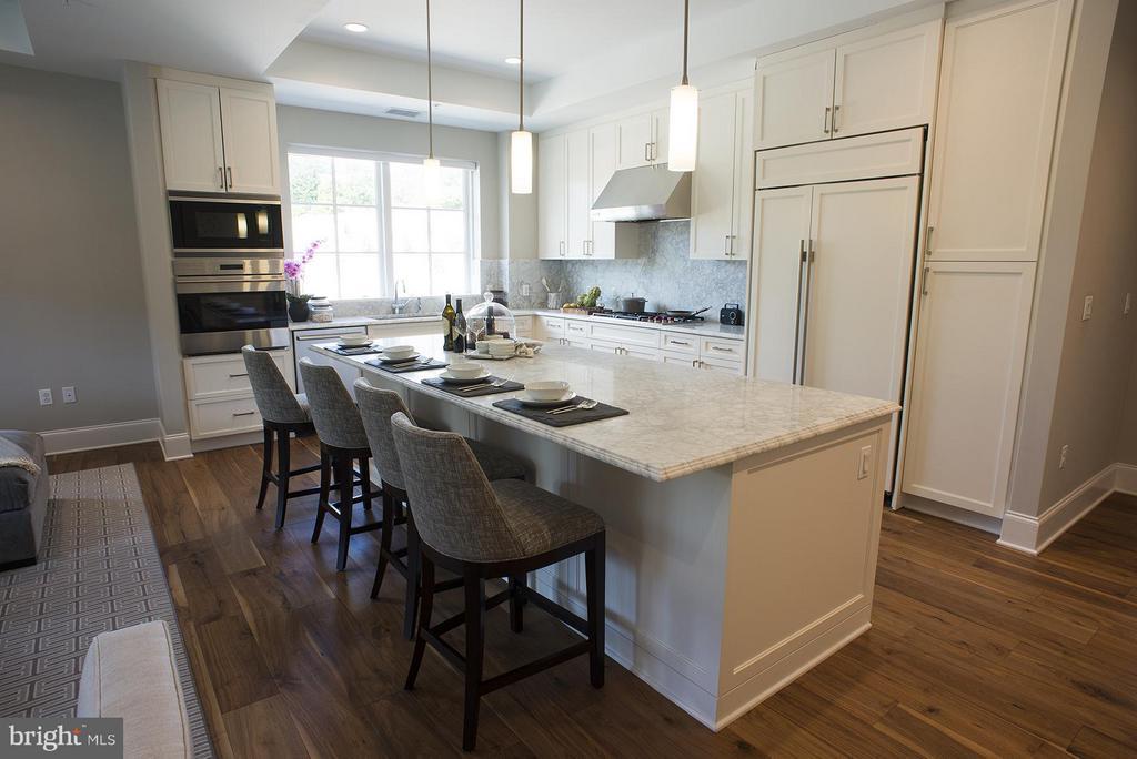 Kitchen - 8111 RIVER #136 3RD FLOOR, BETHESDA