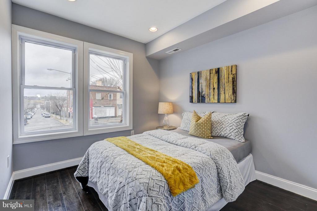 Bedroom - 1725 TRINIDAD AVE NE #3, WASHINGTON