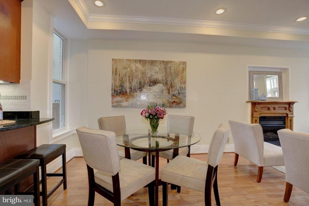 Dining Room - 1366 G ST SE, WASHINGTON