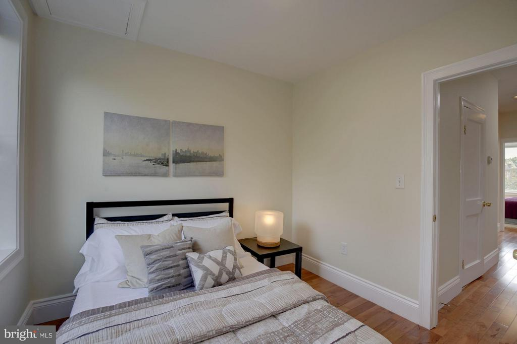 Upper Level Bedroom - 1366 G ST SE, WASHINGTON