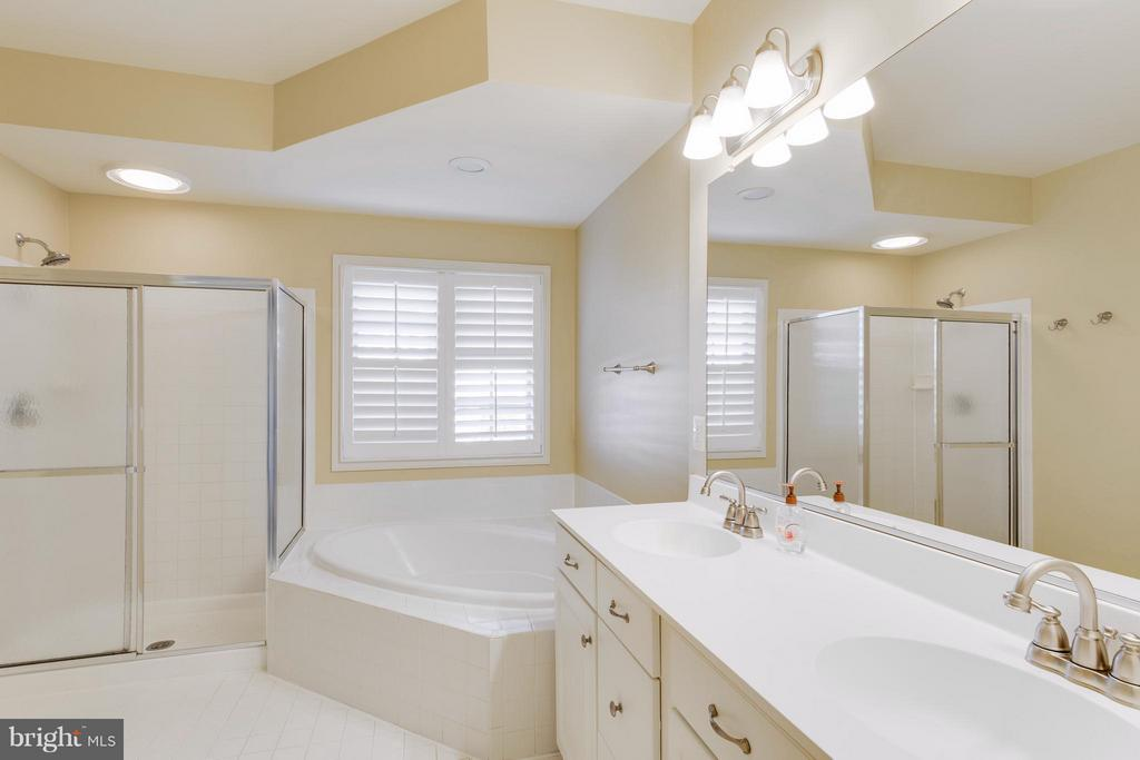 Bright space to get ready for your day - 18530 BEAR CREEK TER, LEESBURG