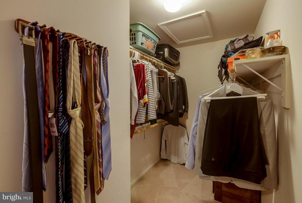 HUGE closet with Two Sides - Side #2 - 43119 HUNTERS GREEN SQ, BROADLANDS