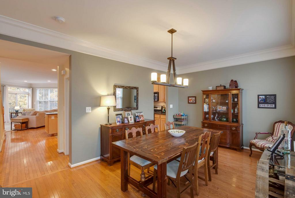 Expansive Dining Room - 43119 HUNTERS GREEN SQ, BROADLANDS
