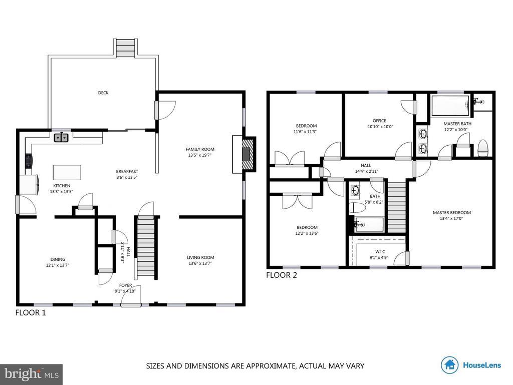 Floor Plan w/out basement shown - 5929 GLEN EAGLES DR, FREDERICKSBURG
