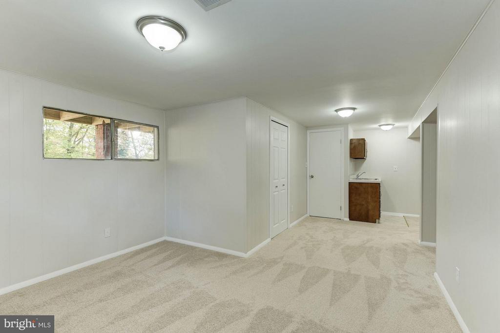 Basement - 9521 4TH PL, LORTON
