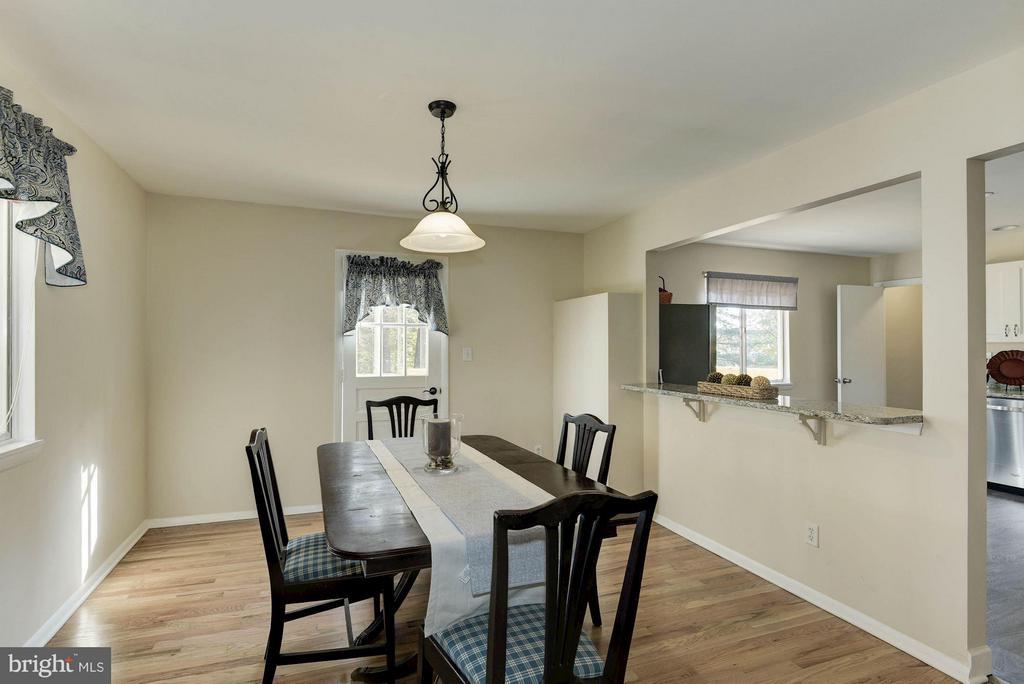 Dining Room - 9521 4TH PL, LORTON