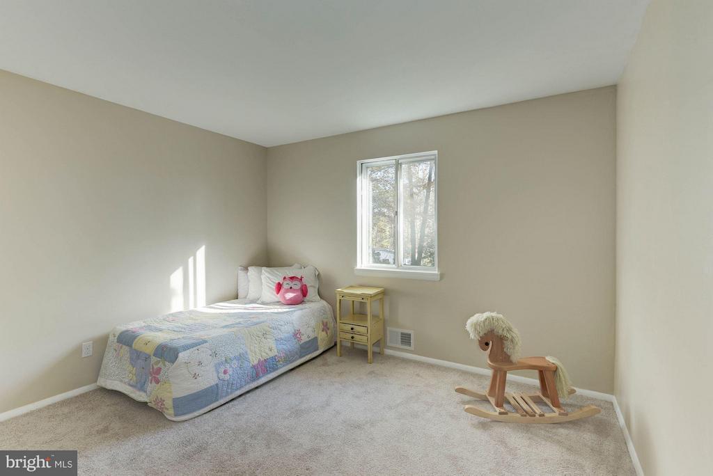 Bedroom - 9521 4TH PL, LORTON