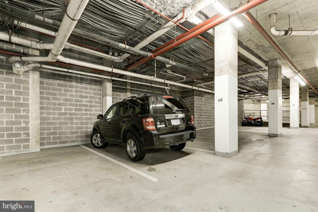 Parking Space #40 - 1045 UTAH ST #2-106, ARLINGTON