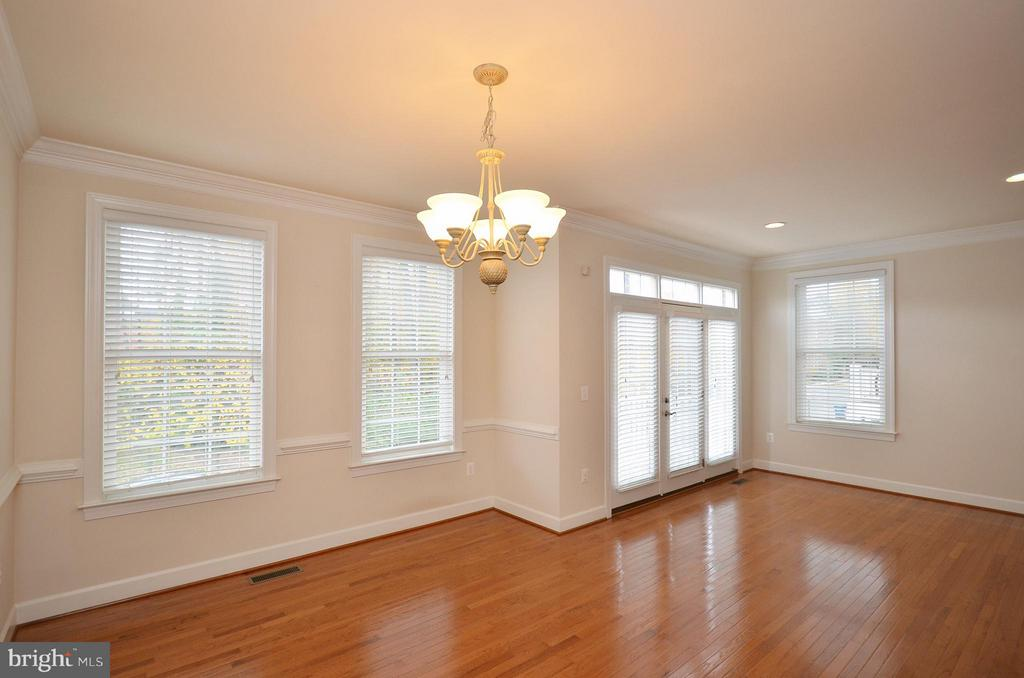 Dining & Living Room - 4458 BLACK IRONWOOD DR, FAIRFAX