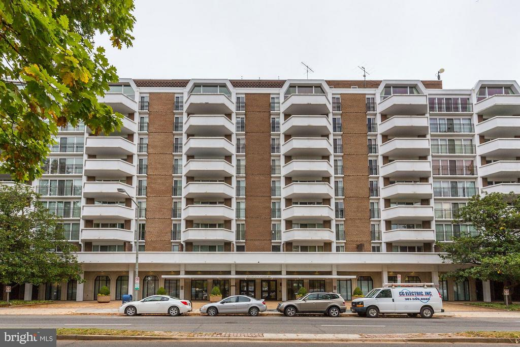 Exterior (General) - 700 7TH ST SW #606, WASHINGTON