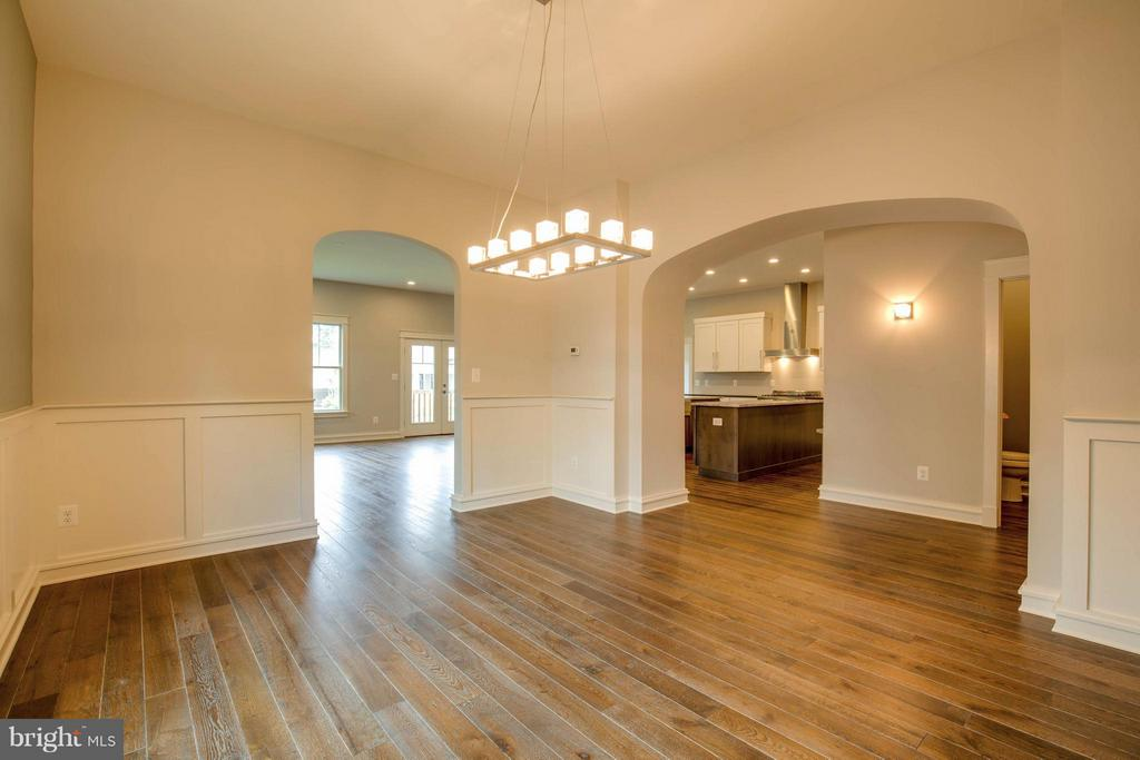 Dining Room - 854 3RD ST, HERNDON