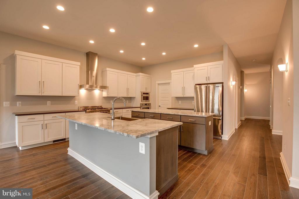 Chef's Dream Kitchen with Two Islands - 854 3RD ST, HERNDON
