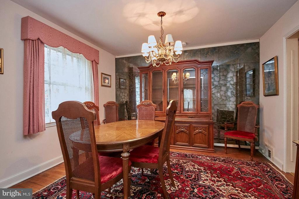 Dining Room - 5404 23RD ST N, ARLINGTON