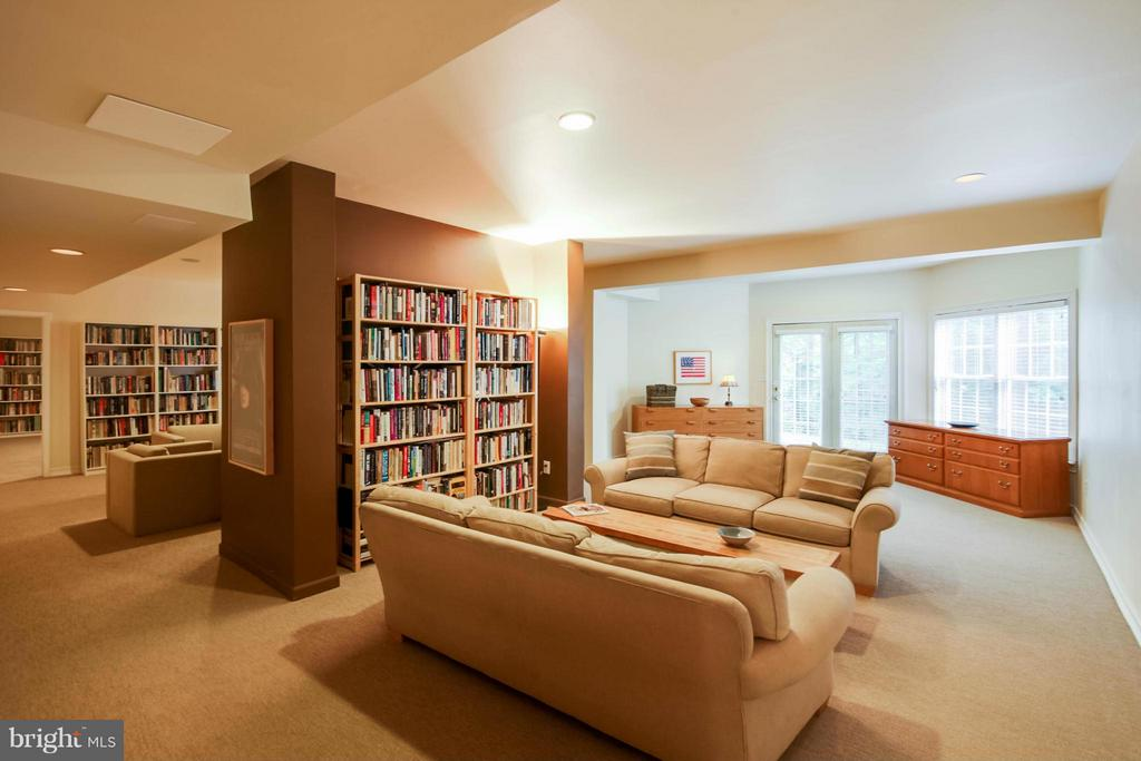 Lower Level (removable I wall) - 11597 CEDAR CHASE RD, HERNDON