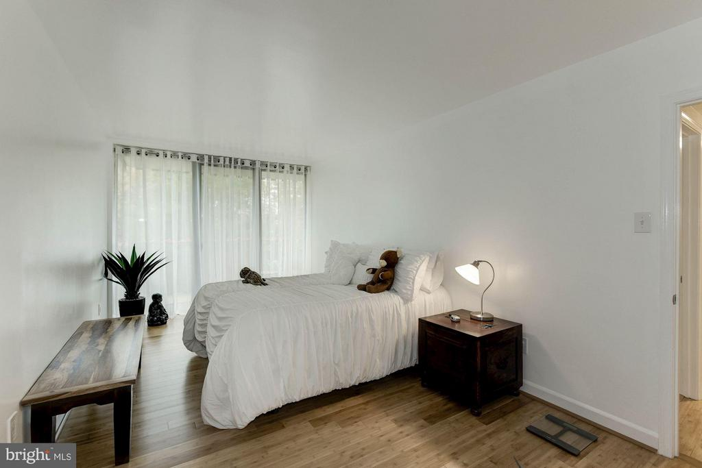 Bedroom (Master) - 6301 STEVENSON AVE #808, ALEXANDRIA