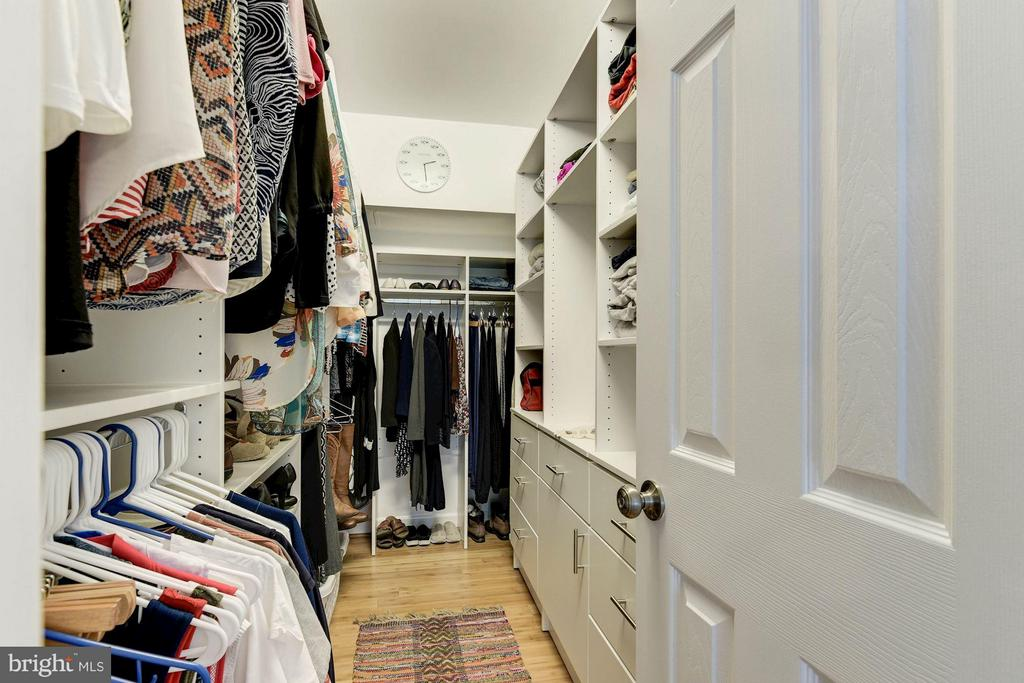 Walk In Closet - 6301 STEVENSON AVE #808, ALEXANDRIA