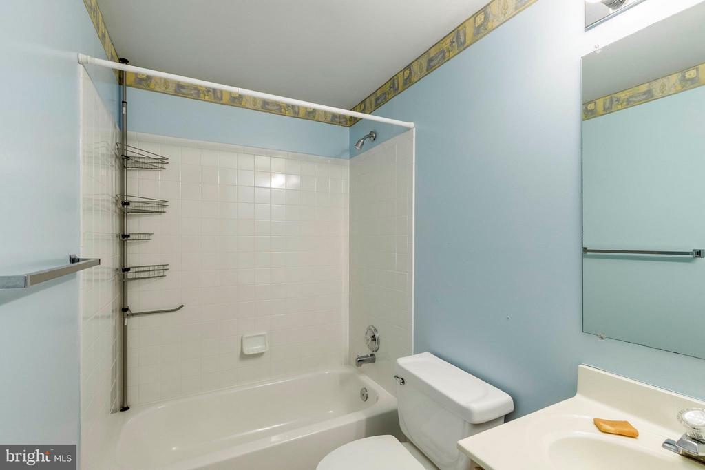 Basement Bathroom - 15532 WINDWARD CT, DUMFRIES