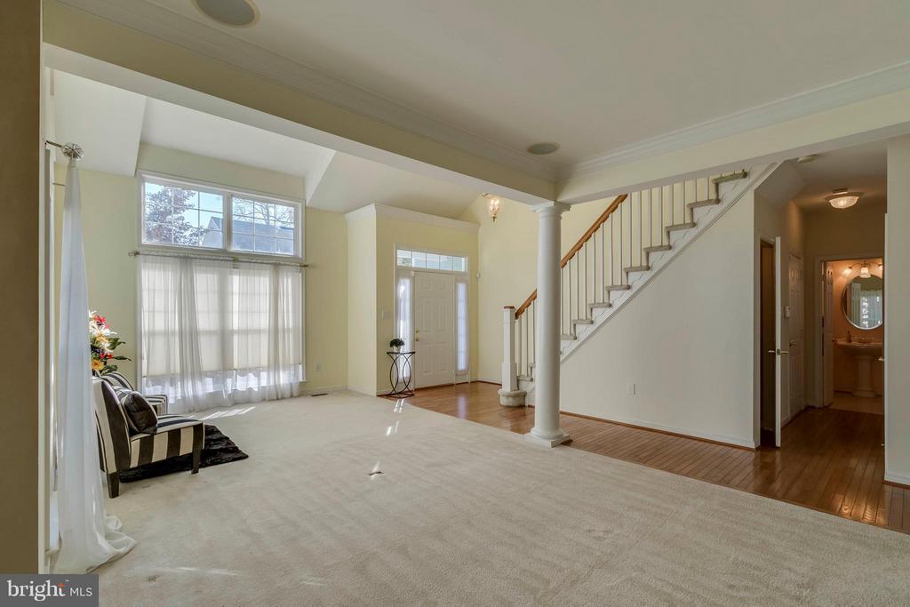 Foyer - 15532 WINDWARD CT, DUMFRIES