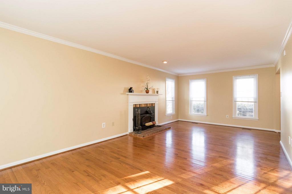 Family Room - 15261 HYACINTH PL, DUMFRIES