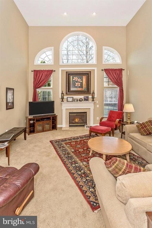 Amazing great room! - 10411 WHITEROSE DR, NEW MARKET