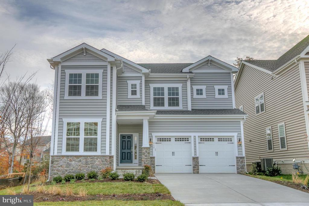 Immediate Delivery! Turn-Key Ready, Backs To Trees - 312 PEAR BLOSSOM RD, STAFFORD