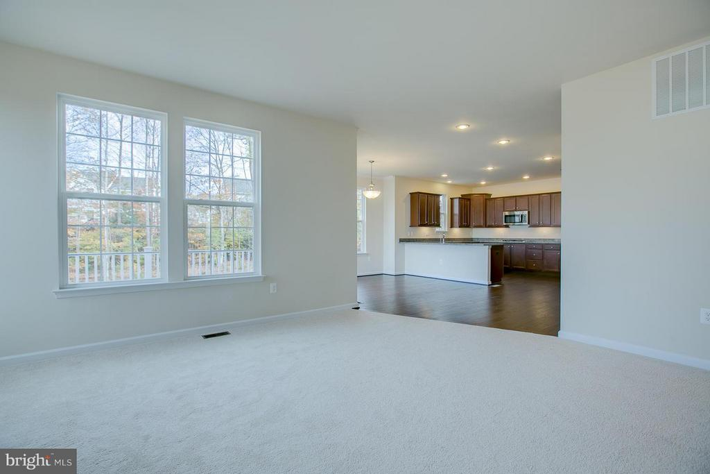 Upgraded Carpet With Scotch-Guard & 6lb. - 312 PEAR BLOSSOM RD, STAFFORD