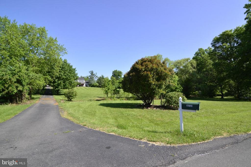 LONG DRIVEWAY TO HOUSE - 36734 PELHAM CT, PURCELLVILLE