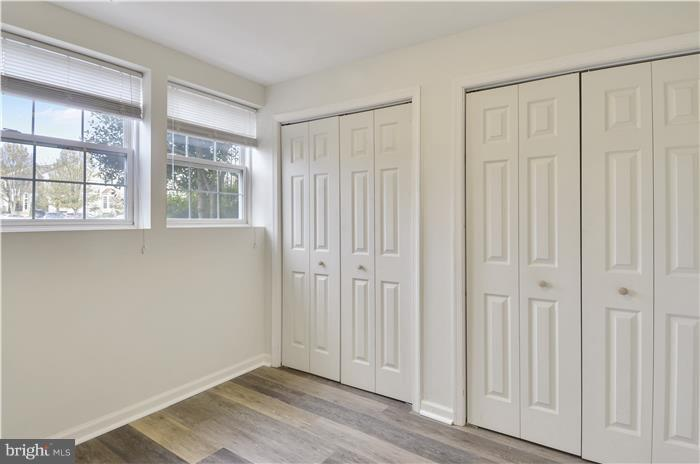 Basement bedroom with 3 windows. - 5507 WESTCOTT CIR, FREDERICK
