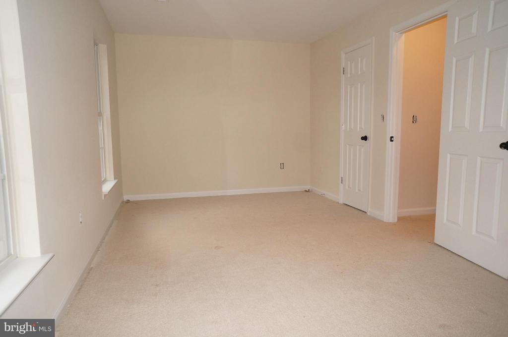 Bedroom 2 - 847 FAIRVIEW VILLAGE CT #10, CULPEPER