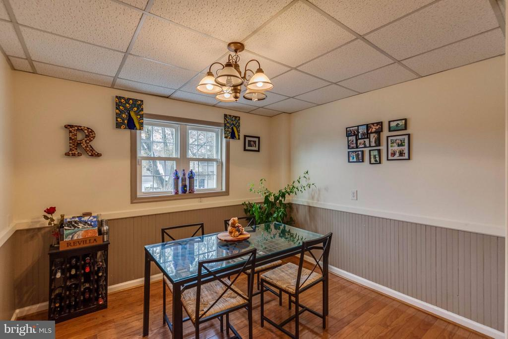 Dining Room - 25453 HIGHFIELD RD, CASCADE
