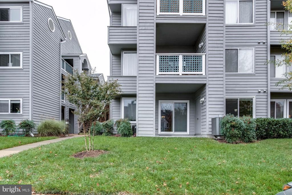 Exterior (Rear) - 1506-C SUMMERCHASE CT #1506 #C, RESTON