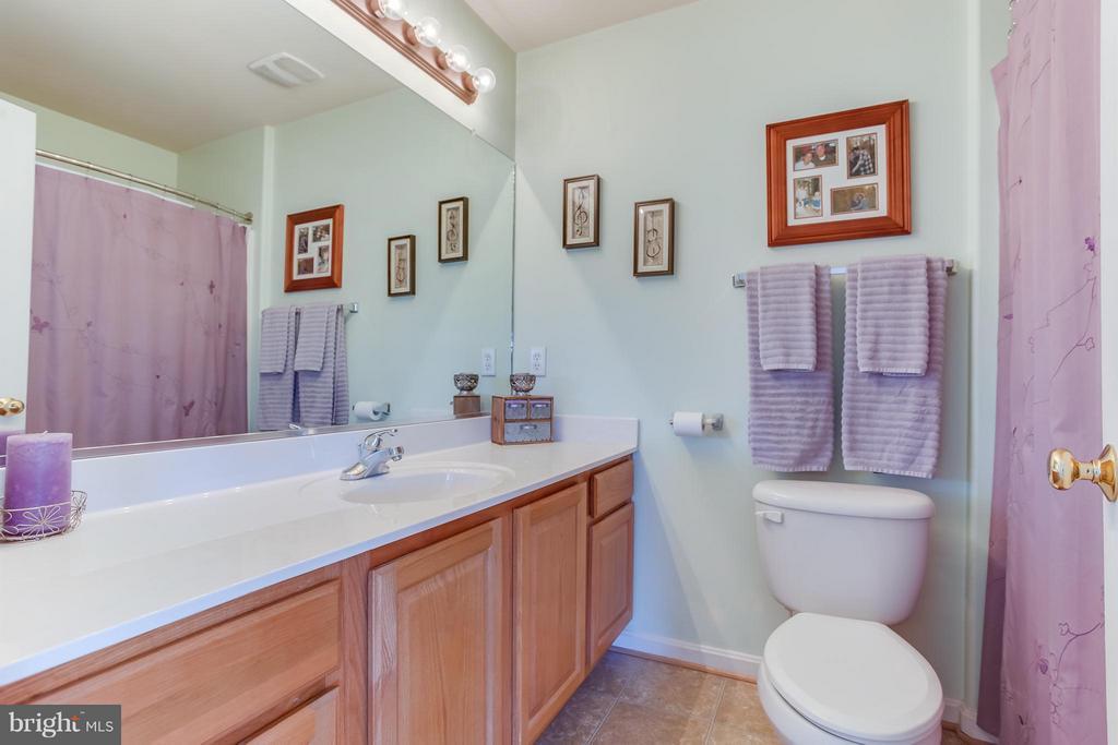 BR 4 Has a Private Full Bathroom - 51 EQUESTRIAN DR, STAFFORD