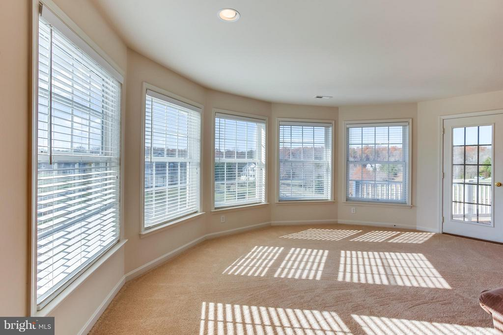 Sitting Room with Access to 2nd Story Balcony - 51 EQUESTRIAN DR, STAFFORD