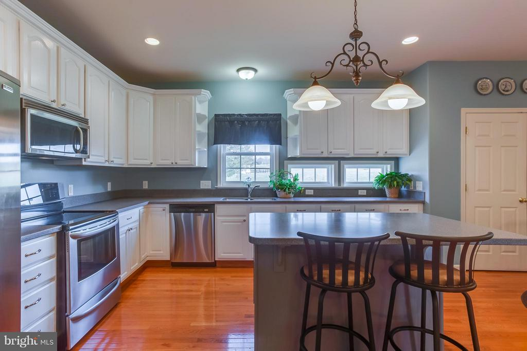 Stainless Steel Appliances and  Wood Floors - 51 EQUESTRIAN DR, STAFFORD