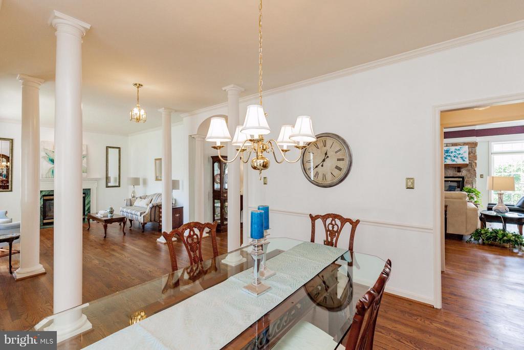 Dining Room - 2595 BEAR DEN RD, FREDERICK